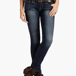 Lucky Brand Low Rise Charlie Skinny Jeans Sz 4/27
